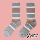 PolarStar 中性 排汗登山健行襪『灰』P20617 露營.戶外.排汗襪.彈性襪.紳士襪.休閒襪.襪子.男版.女版