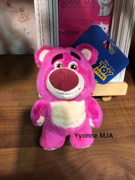 *Yvonne MJA* 日本迪士尼樂園限定正版商品 玩具總動員 熊抱哥 吊飾