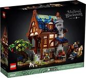 LEGO 樂高 創意系列 中世書店 21325 國內流通正品