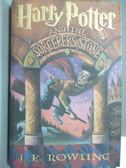 【書寶二手書T1/原文小說_ZBO】Harry Potter and the Sorcerer s Stone_J. K. Rowling