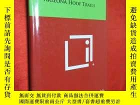 二手書博民逛書店Arizona罕見Hoof Trails (小16開,硬精裝)