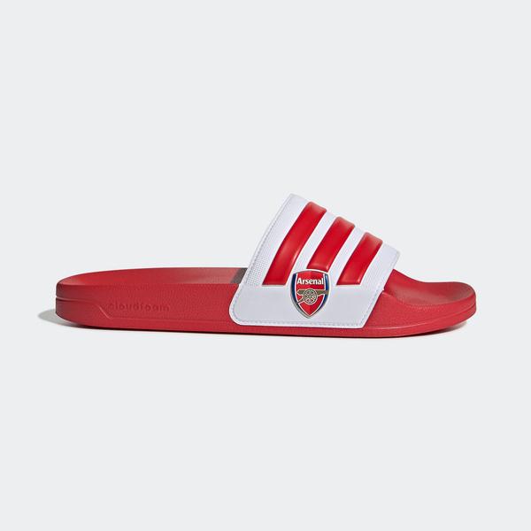 Adidas Adilette Shower [EG1212] 男鞋 運動 涼鞋 拖鞋 休閒 舒適 輕量 愛迪達 紅白