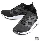 Diadora 新竹皇家 EVO AEON 黑色 柔軟彈性布質 運動鞋 男女款 NO.A8727