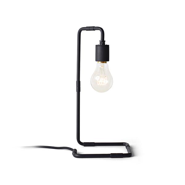 丹麥 Menu Tribeca Reade Table Lamp 翠貝卡 線構系列 工業風 桌燈(黑色款)