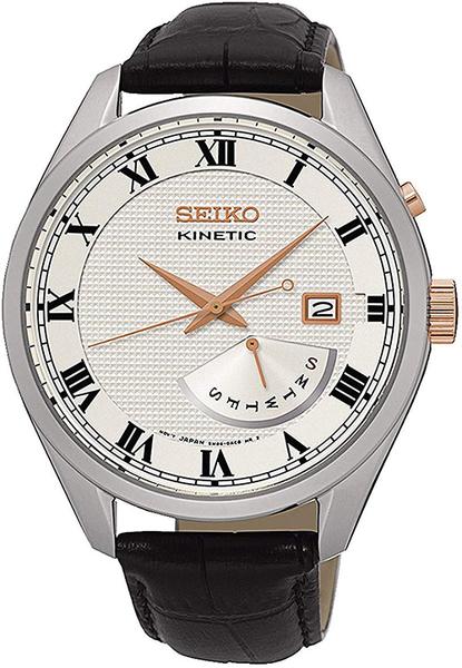 SEIKO【日本代購】男士手錶 機芯石英錶srn073p1