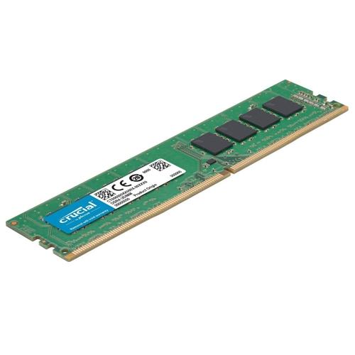 美光 Crucial 16GB DDR4-2666 UDIMM PC用 桌上型記憶體 (CT16G4DFD8266)