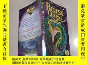 二手書博民逛書店Beast罕見Quest 39: Krestor The Crushing Terror(《勇鬥怪獸系列之令人崩潰
