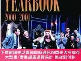 二手書博民逛書店Broadway罕見Yearbook 2000-2001: A Relevant and Irreverent R