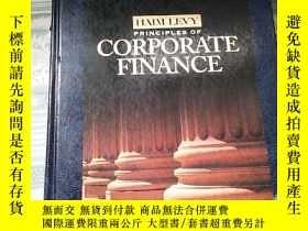 二手書博民逛書店Principles罕見of CORPORATE FINANCE