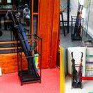 傘架 創意雨傘架家用入戶酒店門廳大堂雨傘架歐式鐵藝落地雨傘桶收納架【全館免運】