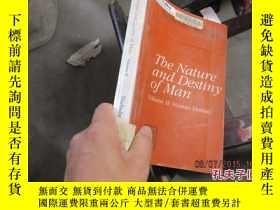 二手書博民逛書店the罕見nature and destiny of man 3