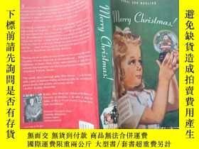 二手書博民逛書店外文書:Merry罕見ChristmasY10602
