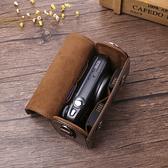 相機包 7RX100系列m6保護皮套 佳能G7X2徠鬆下lx10通用相機包 淇朵市集