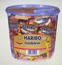 [COSCO代購] C205303 哈瑞寶 金熊Q軟糖 1000公克