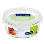 大廚師百貨-Glass Lock強化玻璃保鮮盒950ml圓型密封盒RP536便當盒副食品保存盒