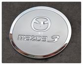 ~車王小舖~馬自達Mazda 3 馬3 馬自達3  2011 2014 油箱裝飾蓋不鏽鋼油箱蓋油箱蓋貼