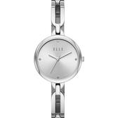 【ELLE】/手鍊式簡約腕錶(男錶 女錶 Watch)/ELL21012/台灣總代理原廠公司貨兩年保固