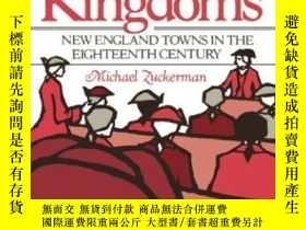 二手書博民逛書店Peaceable罕見KingdomsY256260 Michael Zuckerman W. W. Nort