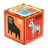 醉美動物平圖拼圖兒童益智玩具1-3歲幼兒拼圖1-2歲寶寶拼圖3-4歲限時八九折