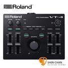 Roland 樂蘭 VT-4 變聲器/效果器 Voice Transformer【VT4】