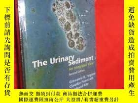 二手書博民逛書店The罕見Urinary Sediment: An Integr