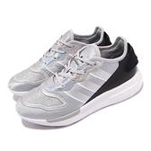 【海外限定】adidas 休閒鞋 ZX 2K Florine W 銀 黑 白 三葉草 女鞋 愛迪達 【ACS】 FW0143
