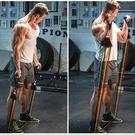 拉力器 彈力繩健身男彈力帶拉力繩子健身器材家用擴胸拉力器練手臂拉力帶【幸福小屋】