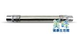 水龍頭安裝工具,白鐵鵝頸套管,RO專業不鏽鋼鵝頸安裝套管13/14mm(短版20cm),一支325元