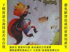 二手書博民逛書店(READ罕見WITH ME) THE KING OF SPRING 英文 少兒插繪本Y146810 NICH