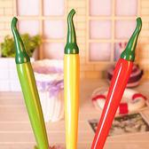 辣椒中性筆 創意文具造型筆 學生獎品 活動禮品贈品(筆芯-黑)-艾發現