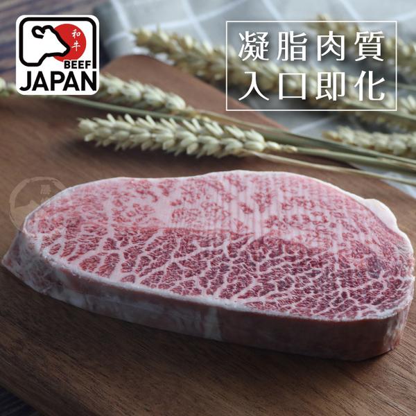 【超值免運】日本A5純種黑毛和牛凝脂牛排~小份量2片組(150公克/1片)