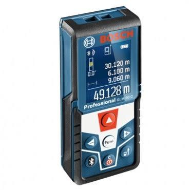 BOSCH 50米雷射藍芽測距儀-GLM50C