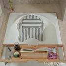 浴缸枕歐式浴缸枕頭浴缸按摩躺枕防滑帶吸盤防水浴缸泡澡枕頭浴缸靠 麥吉良品YYS