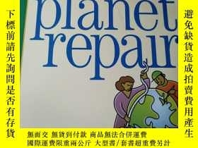 二手書博民逛書店earth罕見day guide to plant repair