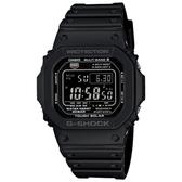 CASIO G-SHOCK 經典進化版複合式設計概念電波錶(GW-M5610-1B)