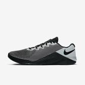 Nike Metcon 5 X [CN5454-001] 男鞋 訓練 運動 休閒 舒適 輕量 透氣 緩震 健身 黑銀