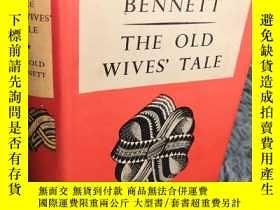 二手書博民逛書店THE罕見OLD WIVE S TALE BY ARNOLD B