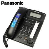 Panasonic 國際牌 KX-TS880 多功能來電顯示有線電話 黑