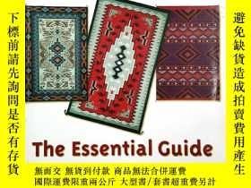 二手書博民逛書店Navajo罕見Rugs: The Essential GuideY19139 Don Dedera Nort