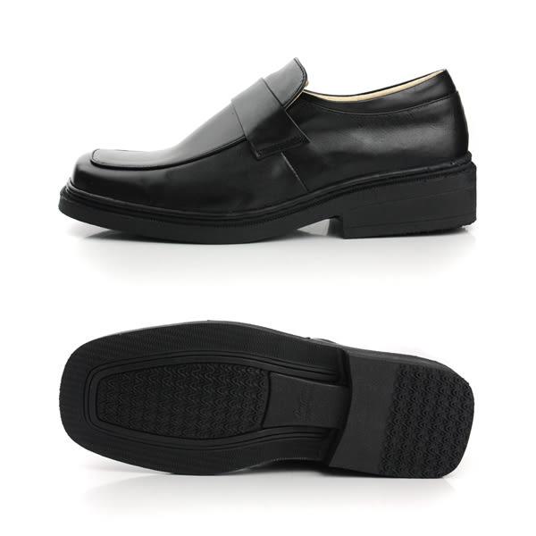學生 皮鞋 黑色 男鞋 no004