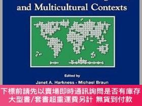 二手書博民逛書店預訂Survey罕見Methods In Multinational, Multiregional, And Mu