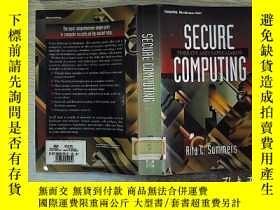 二手書博民逛書店SECURE罕見COMPUTING 安全計算Y203004