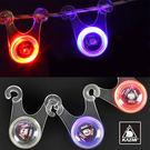 KAZMI LED炫彩營繩燈K6T3T006(一組2入) / 城市綠洲(戶外、露營、帳棚配件、裝飾燈)