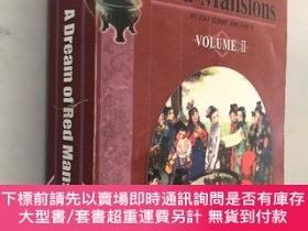 二手書博民逛書店A罕見Dream of Red Mansions volume 2 紅樓夢2Y5919 CHINESE CLA
