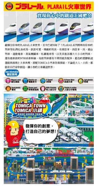 《TOMYR 》R-24 複線換線軌  ◎PLARAIL鐵路王國系列   /   JOYBUS玩具百貨