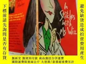 二手書博民逛書店In罕見Stitches with Ms Wiz:和維茲小姐針線相接Y200392