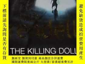 二手書博民逛書店英文原版罕見Killing Doll  Live Flesh b