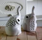 陶瓷小象儲物罐