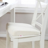 記憶棉坐墊-柔軟弧形設計加厚辦公室椅墊3色72as13[時尚巴黎]