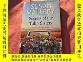 二手書博民逛書店英文原版:Secrets罕見of the Tulip Siste